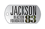 Jackson in Action 83 Foundation logo